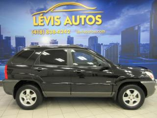 Used 2008 Kia Sportage AWD 4X4 V6 LX MAG CRUISE AIR CLIMATISÉ for sale in Lévis, QC