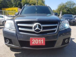 Used 2011 Mercedes-Benz GLK-Class GLK 350 for sale in Scarborough, ON
