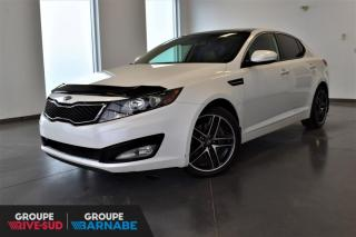 Used 2012 Kia Optima EX TURBO CUIR TOIT-PANO+++ for sale in St-Jean-Sur-Richelieu, QC