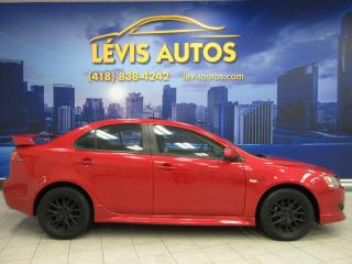 Used 2010 Mitsubishi Lancer SE AUTOMATIQUE TOIT OUVRANT 112100KM for sale in Lévis, QC
