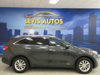 Used 2017 Kia Sorento LX V-6 3.3 LITRES AWD 7 PASSAGERS ÉTAT N for sale in Lévis, QC