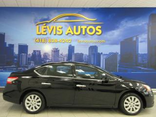 Used 2014 Nissan Sentra SV AUTOMATIQUE BLUETHOOTH FULL ÉQUIPE SE for sale in Lévis, QC