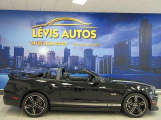 Used 2013 Ford Mustang GT CALIFORNIA SPÉCIAL 5.0 LITRES COYOTE for sale in Lévis, QC