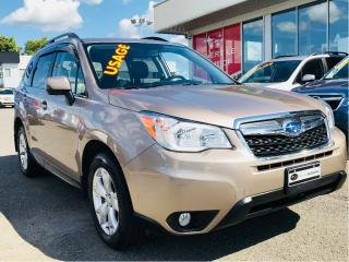 Used 2014 Subaru Forester 2.5i Touring Package for sale in Lévis, QC