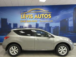 Used 2011 Nissan Murano SV AWD  TOUT ÉQUIPÉ 143200 KM V6 3.5LITR for sale in Lévis, QC