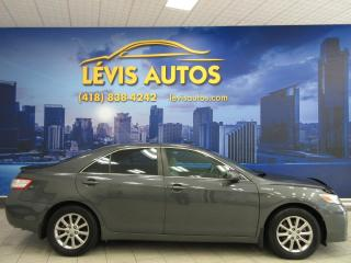 Used 2011 Toyota Camry HYBRIDE AIR-CLIMATISÉ BLUETHOOTH EXTRA P for sale in Lévis, QC