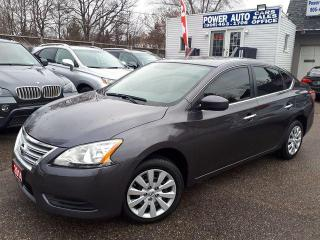 Used 2014 Nissan Sentra for sale in Brampton, ON