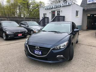 Used 2014 Mazda MAZDA3 4dr Sdn Auto GX-SKY for sale in Brampton, ON