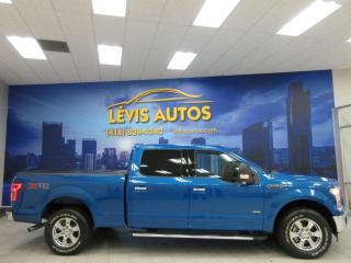 Used 2015 Ford F-150 SUPERCREW XTR ECOBOOST 3.5L 4X4 BOITE 6½ for sale in Lévis, QC