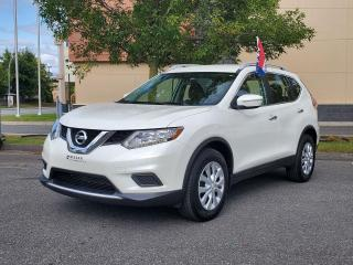 Used 2015 Nissan Rogue S for sale in Drummondville, QC