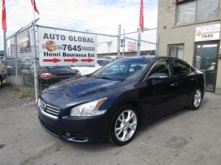 Used 2012 Nissan Maxima CVT 3.5 SV CUIR Mags Toit Ouvrant for sale in Montréal, QC