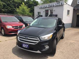 Used 2017 Ford Escape FWD 4dr SE for sale in Brampton, ON