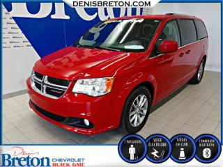 Used 2015 Dodge Grand Caravan CUIR - STOW AND GO for sale in St-Eustache, QC