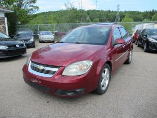 Used 2009 Chevrolet Cobalt LT TOIT OUVRANT for sale in Québec, QC