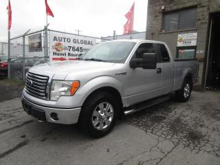 Used 2010 Ford F-150 4WD AWD A/C SuperCab 126Po for sale in Montréal, QC