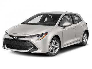 Used 2019 Toyota Corolla Hatchback for sale in Fredericton, NB