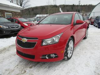 Used 2012 Chevrolet Cruze LT RS TURBO for sale in Québec, QC