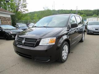 Used 2010 Dodge Grand Caravan SE Stow N Go for sale in Québec, QC
