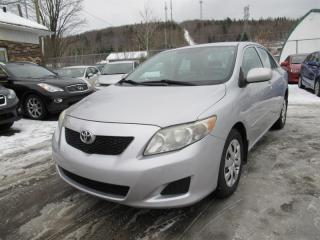 Used 2009 Toyota Corolla CE for sale in Québec, QC