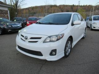 Used 2011 Toyota Corolla S for sale in Québec, QC