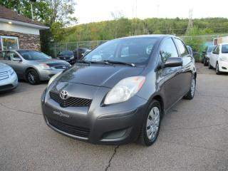Used 2011 Toyota Yaris LE HATCHBACK for sale in Québec, QC