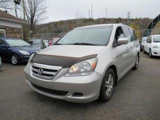 Used 2006 Honda Odyssey EX-L TOIT CUIR SIÈGES CHAUFFANTS for sale in Québec, QC
