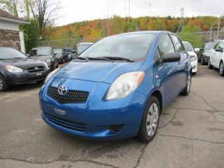 Used 2008 Toyota Yaris LE HATCHBACK for sale in Québec, QC