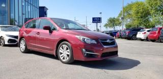 Used 2015 Subaru Impreza TOURING * MAGS * CAMÉRA * CRUISE for sale in Trois-Rivières, QC
