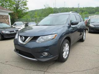 Used 2015 Nissan Rogue SV AWD for sale in Québec, QC