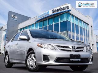Used 2013 Toyota Corolla AUTO|HEATED SEATS|POWER LOCKS AND WINDOWS for sale in Scarborough, ON