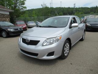 Used 2010 Toyota Corolla CE for sale in Québec, QC