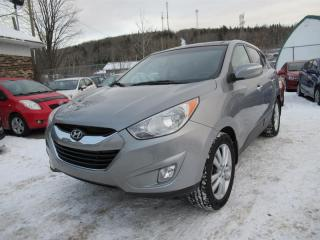Used 2012 Hyundai Tucson LIMITED AWD for sale in Québec, QC