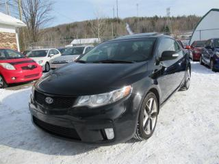 Used 2010 Kia Forte Koup SX for sale in Québec, QC