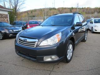 Used 2012 Subaru Outback 2.5I LIMITED for sale in Québec, QC