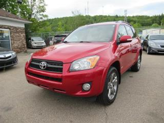 Used 2010 Toyota RAV4 SPORT 4WD for sale in Québec, QC