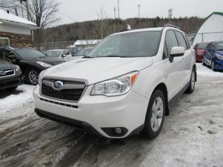 Used 2015 Subaru Forester CVT 2.5i Touring for sale in Québec, QC