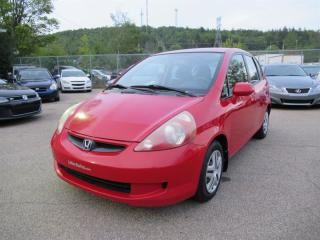 Used 2007 Honda Fit DX AUTOMATIQUE for sale in Québec, QC