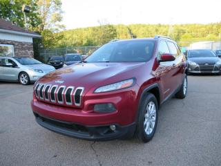 Used 2014 Jeep Cherokee NORTH V6 4WD for sale in Québec, QC
