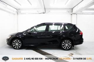 Used 2016 Volkswagen Golf Manuelle, Comfortline 1.8 TSI + Keyless + Caméra for sale in Québec, QC