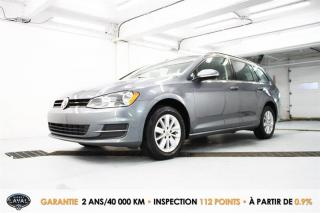 Used 2015 Volkswagen Golf Automatique Trendline 1.8 TSI + Caméra + Mag for sale in Québec, QC