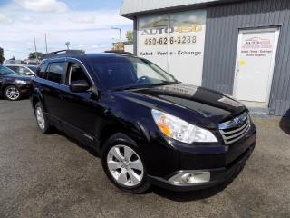 Used 2011 Subaru Outback ***AWD,2.5i,AUTOMATIQUE,MAGS,BLUETOOTH** for sale in Longueuil, QC