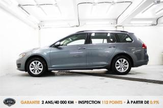 Used 2015 Volkswagen Golf Manuelle, Trendline 1.8 TSI + Caméra + Bluetooth for sale in Québec, QC