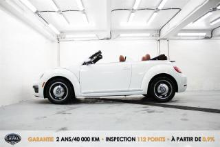 Used 2017 Volkswagen Beetle Automatique Cabriolet Classique + Caméra for sale in Québec, QC