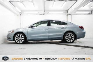 Used 2013 Volkswagen Passat CC Automatique 4Motion Highline V6 3,6L + Toit for sale in Québec, QC