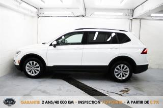 Used 2019 Volkswagen Tiguan Automatique Trendline 4MOTION + Mag + COMME NEUF for sale in Québec, QC
