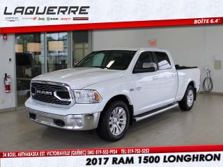 Used 2017 RAM 1500 4WD Crew Cab 149  Longhorn for sale in Victoriaville, QC