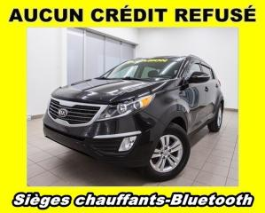Used 2013 Kia Sportage TOURING *BAS KM* SIEGES CHAUFF *BLUETOOTH* PROMO for sale in Mirabel, QC