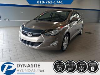 Used 2012 Hyundai Elantra GLS for sale in Rouyn-Noranda, QC