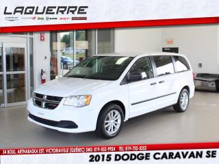 Used 2015 Dodge Grand Caravan 4dr Wgn Canada Value Package for sale in Victoriaville, QC