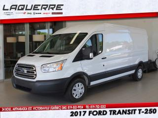 Used 2017 Ford Transit 2017 Ford Transit - T-250 148  Med Rf 9000 GVWR Sl for sale in Victoriaville, QC